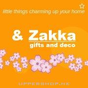 & Zakka 家居精品店& Zakka gift and deco