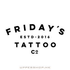 Fridays Tattoo HK