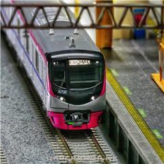 萬寶鐵道模型