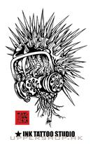 香港 - 北京魂紋身刺青