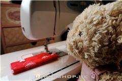 Bear Sewciety 車縫工作坊