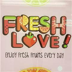 水果零食Fresh Love