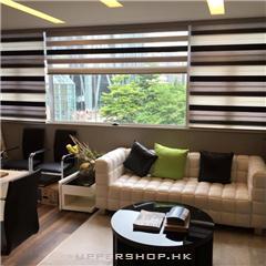 香港半自動窗簾製造公司Semiautoblinds