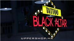BLACK ALTAR Tattoo