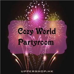 Cozy World Party room