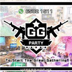 GG Party - Home主題Party Room