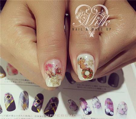 Milk Nail & Make up