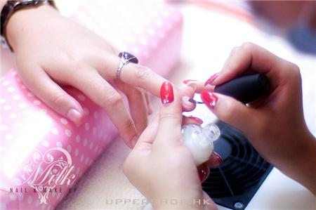 Milk Nail & Make up 商舖圖片2