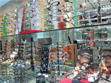 百寶利眼鏡公司