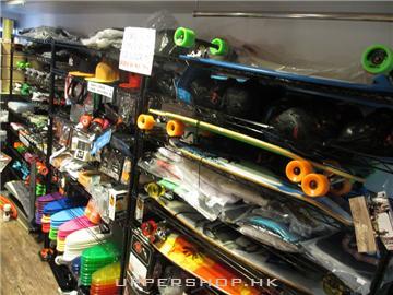 香港滑板城