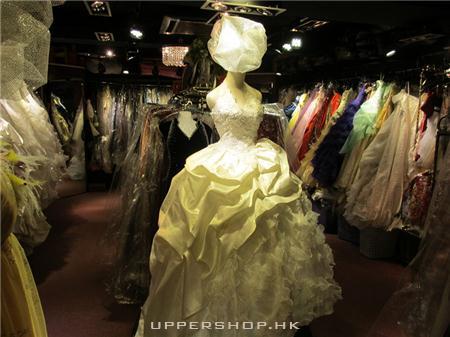 心妍婚紗晚裝公司