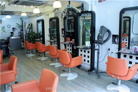 WIZ 2000 Hair Beauty Head & Hair Spa Shop