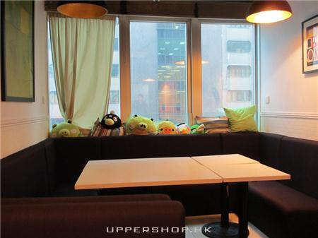 部屋咖啡室
