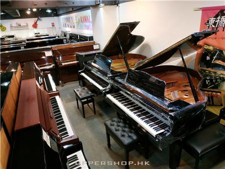 東橋鋼琴 商舖圖片1