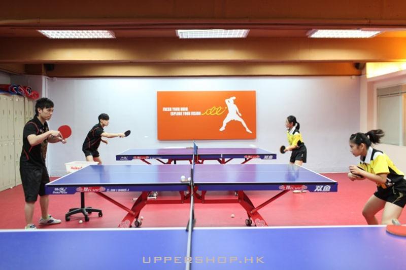 启思国际乒乓球学院 laurence图片