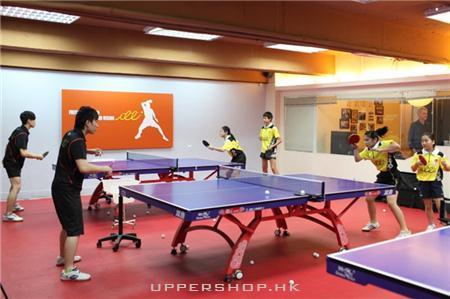 啟思國際乒乓球學院