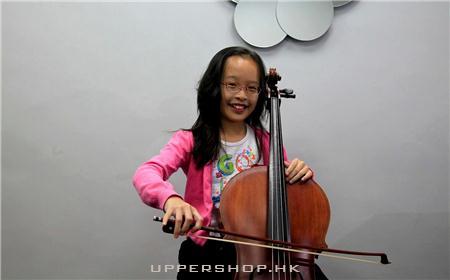 Simon Ng 大提琴教室