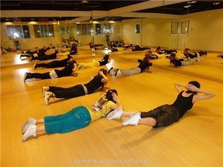 Initial Dance Studio (已結業) (同553一樣)