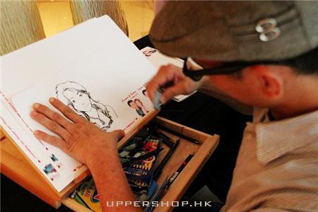 喜創作-卡通肖像