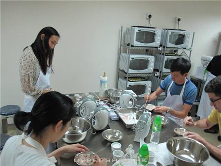 魔法烘焙教室