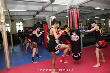 柏龍國際泰拳搏擊中心