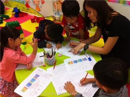 Colours Smart Kids Academy