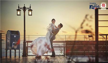 晉伊韓國婚紗攝影