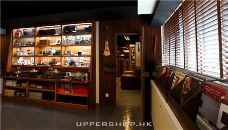 HK68 黑膠專門店