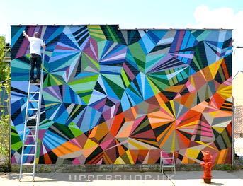 室外/室內壁畫設計 Wall Creative