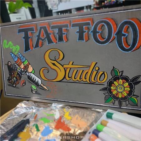 TTK Tattoo Studio