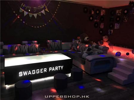 Party room - Swagger party