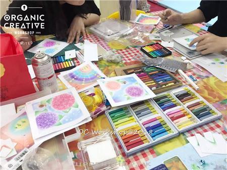 Orgamic Creative Workshop