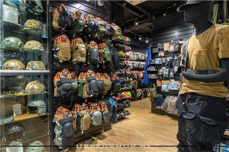 香港MG戶外軍事用品店