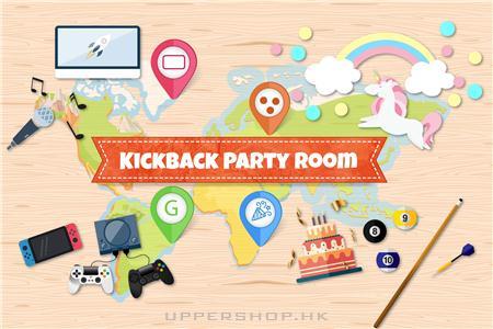 Kickback Party Room