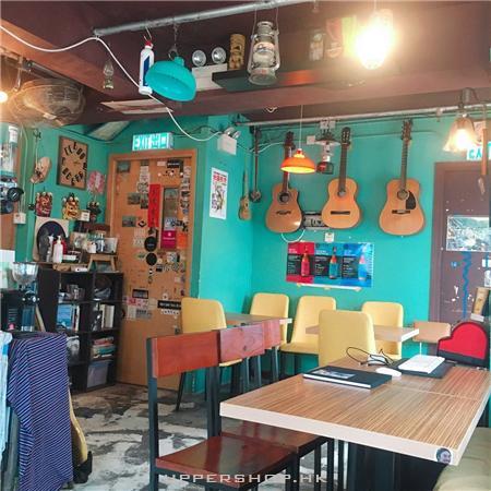 龍華軒咖啡室