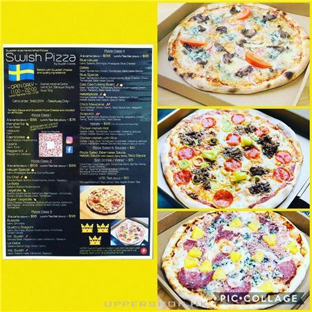 Swish Pizza