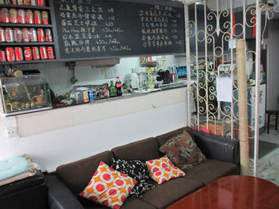 貓貓Café店舖
