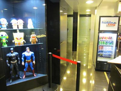 香港國際玩具博物館Iron Man 3