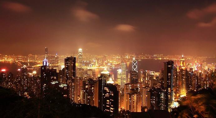 香港太平山頂