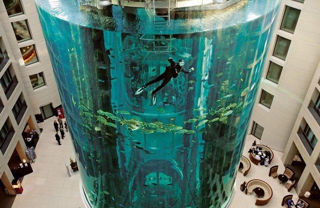 世界最大水族酒店