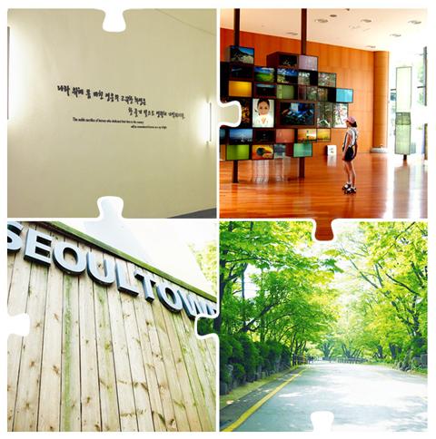 南山塔 首爾博物館