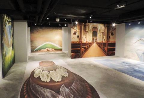3D藝術展館