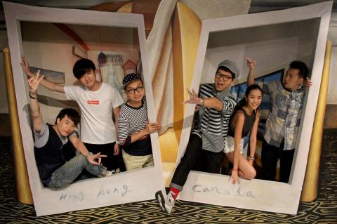 香港3D奇幻世界HK 3D Museum