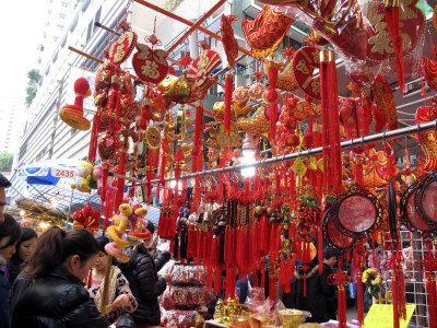 香港年貨市場