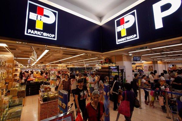 超市購買年貨