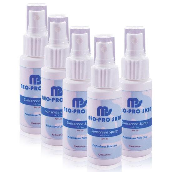 防曬霜護膚品